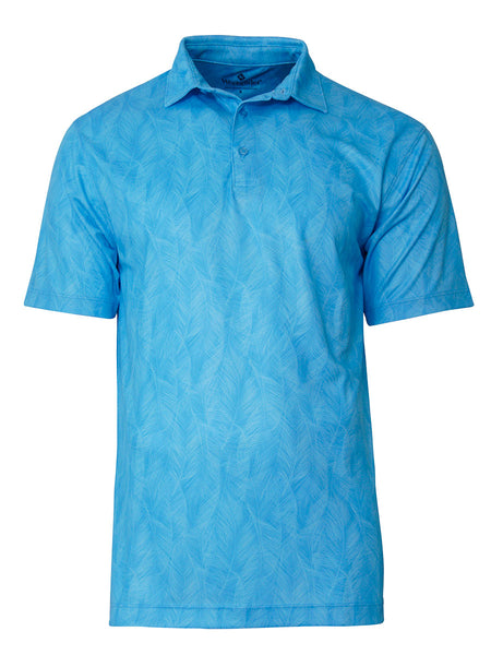 Men's Breezy Palm Polo (S-2XL)