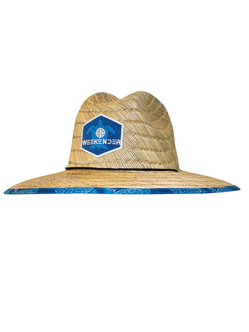 Turtle Bay Straw Hat