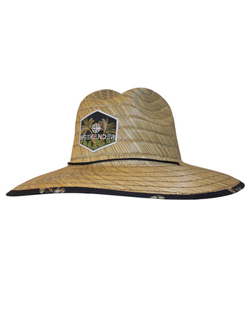 Palmas Straw Hat