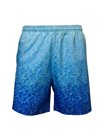 Men's Print Swim Trunk - Waterflage