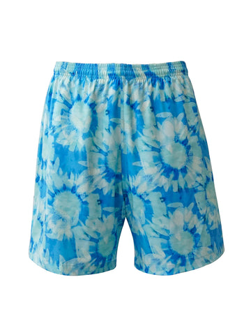 Men's Print Swim Trunk - Dry Tortugas