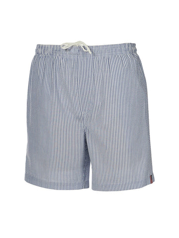 Men's Seersucker Swim Trunk - Kiawah Island