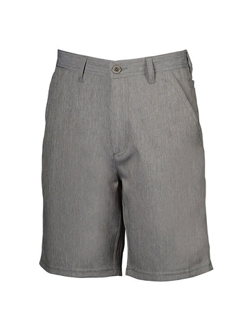Men's Flat Front Travel 4-Way Stretch Short - Bora Cay