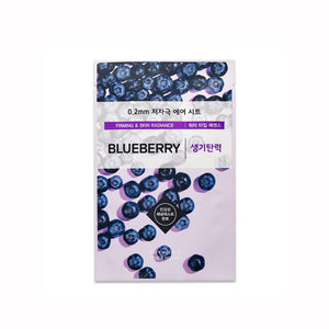 ETUDE HOUSE 0.2 Therapy Air Mask - Blueberry