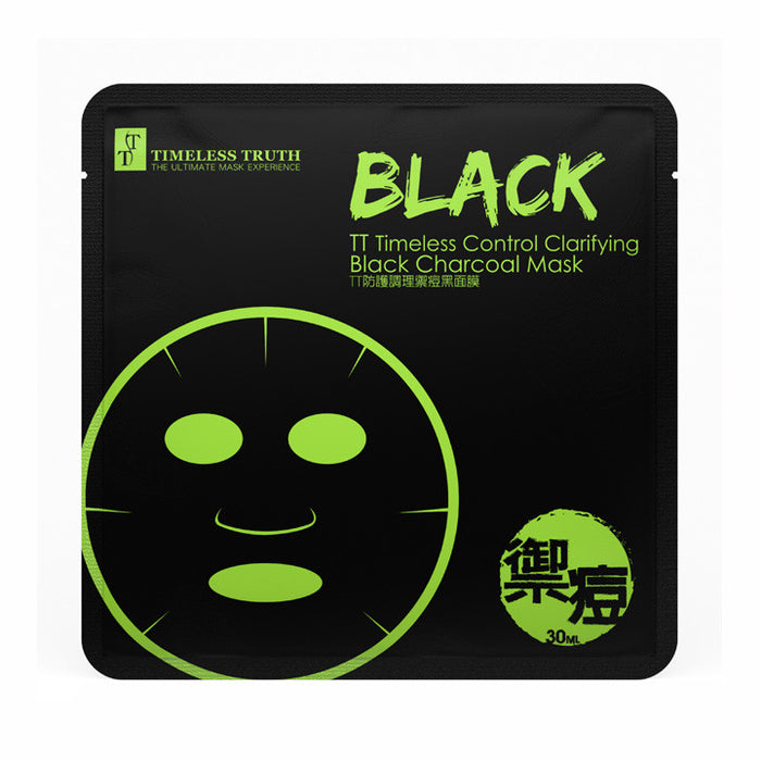 TIMELESS TRUTH Timeless Control Clarifying Black Charcoal Mask