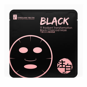 TT Radiant Transformation Black Charcoal Mask