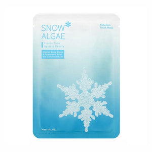 TT Glacial Snow Algae & Hyaluronic Acid Bio Cellulose Mask