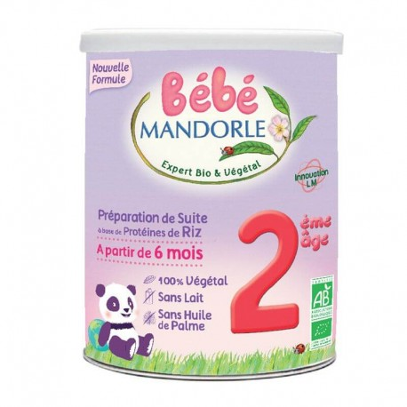 B 233 B 233 Mandorle Follow On Formula Stage 2 Organic Baby Shop