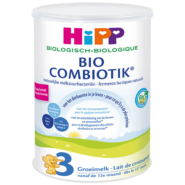HiPP Dutch Stage 3 Organic Bio Combiotic Growth Milk Formula