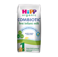 HiPP UK Stage 1 Organic First Infant Milk 200ml Ready to Feed - 12 pack