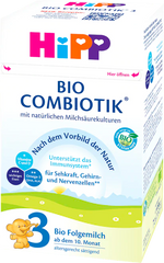 HiPP German Stage 3 Formula Suitable for 10 months onwards