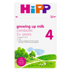 New HiPP UK Stage 4 From 2 years on 600g