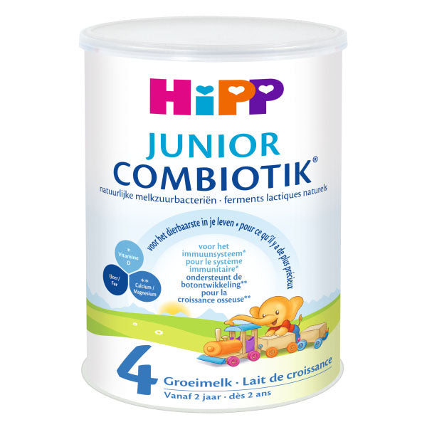 HiPP Dutch Stage 4 COMBIOTIK® Junior, 3 Cans