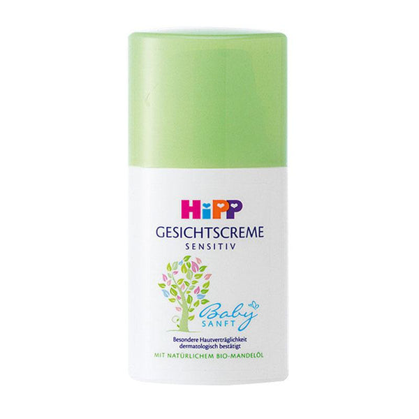 HiPP Baby Soft Sensitive Face Cream