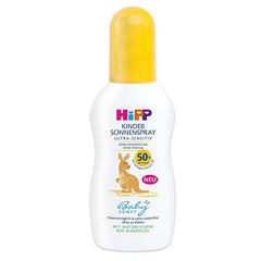 HiPP Baby Soft Sunscreen SPF 50+