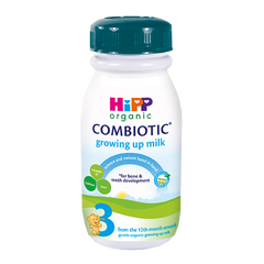 HiPP UK Stage 3 Organic Combiotic Growing Up Milk Ready to Feed