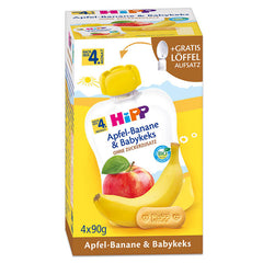 HiPP Apple Banana & Baby Biscuit