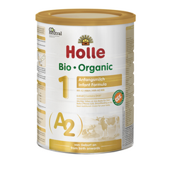 Holle A2 Organic Cow milk formula stage 1 800g From birth to 6 months