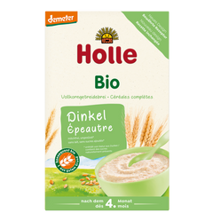 Holle Organic Spelt Cereal
