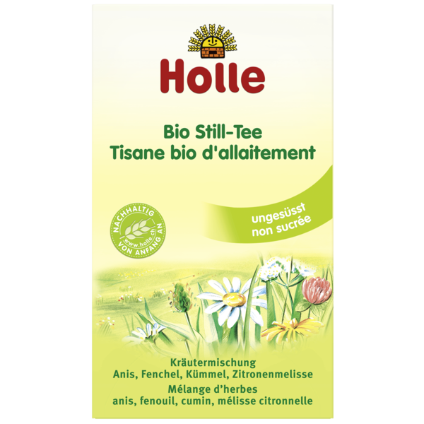 Holle Organic Nursing Tea