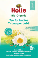 Holle Organic Tea for babies English