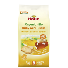 Holle Organic Baby Mini - Rusks 100g