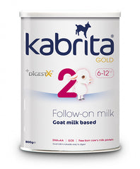 KABRITA 2 Follow-On Formula Goat Milk Based