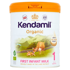 Kendamil Organic Stage 1 Birth to 6 months 800g