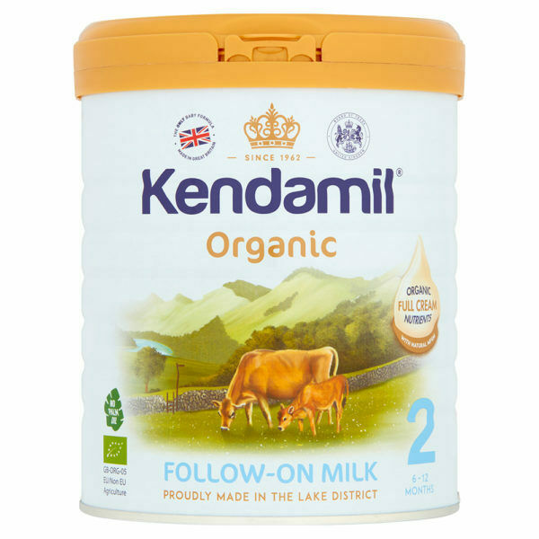 Kendamil Organic Follow-On Milk Stage 2 6-12 months 800g