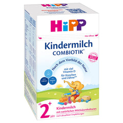 New HIPP Kindermilch 2+ Children's milk 600g 24 months on