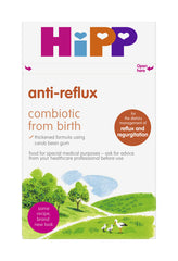 New HiPP UK Anti-Reflux (AR) From birth 800g