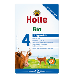 New Holle cow milk formula stage 4 12 months on