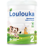 New Loulouka stage 2 formula 6 months on 900g can