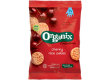 Organix FingerFoods Cherry Rice Cakes