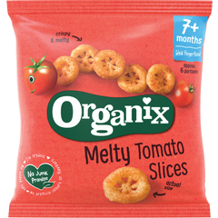 Organix Melty Tomato Slices 7+ months Finger Foods