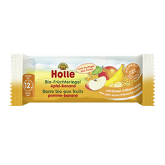 Organic Fruit Bar Apple & Banana - 10 pack
