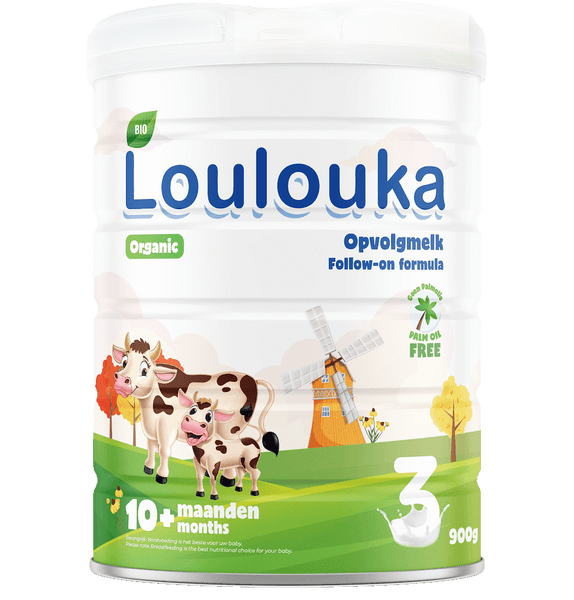 Loulouka Stage 3 Organic (Bio) Follow-on Milk