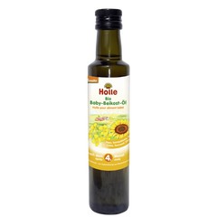 Organic Baby Weaning Oil