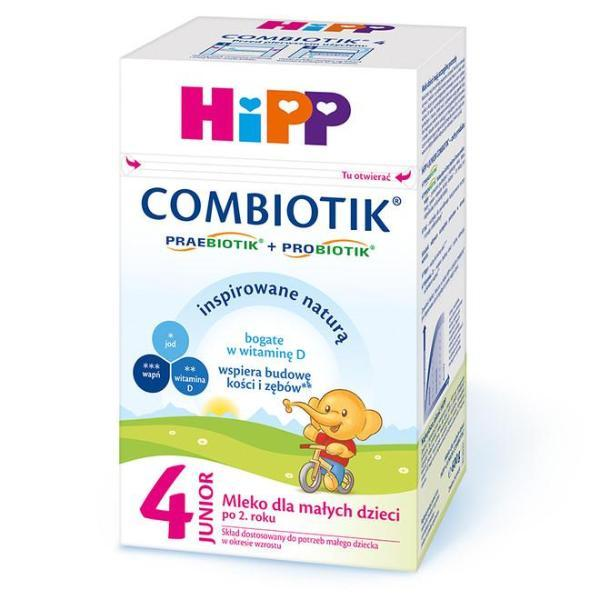 HiPP Junior 4 Combiotic, 10 boxes