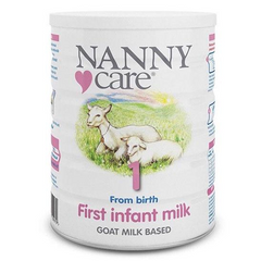 NANNY Care Stage 1 Infant Goat Milk Formula 400g