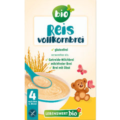 Lebenswert Organic Rice Porridge