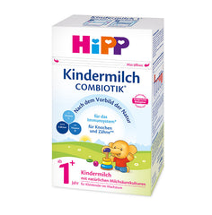 HiPP 1+ Years Combiotic Kindermilch Baby Formula, 3 boxes