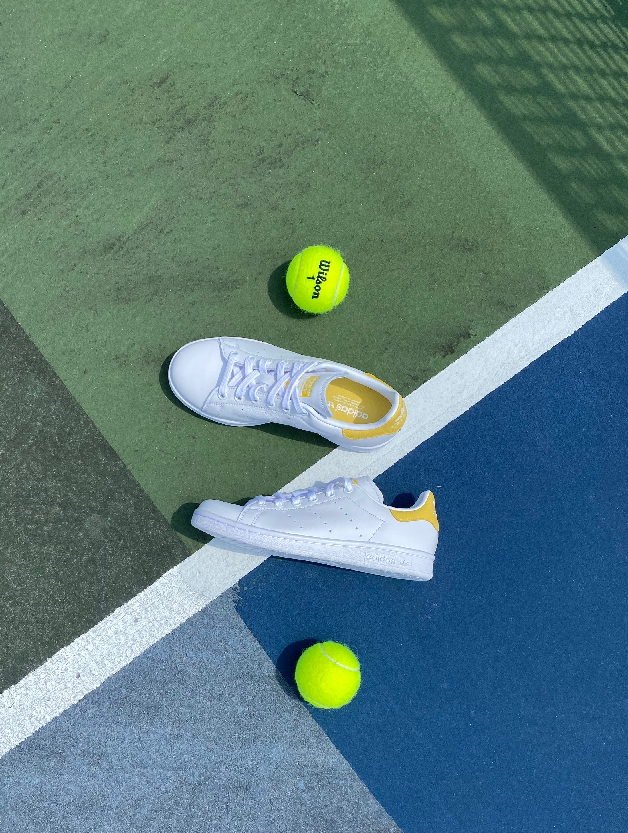 Core Yellow Stan Smith