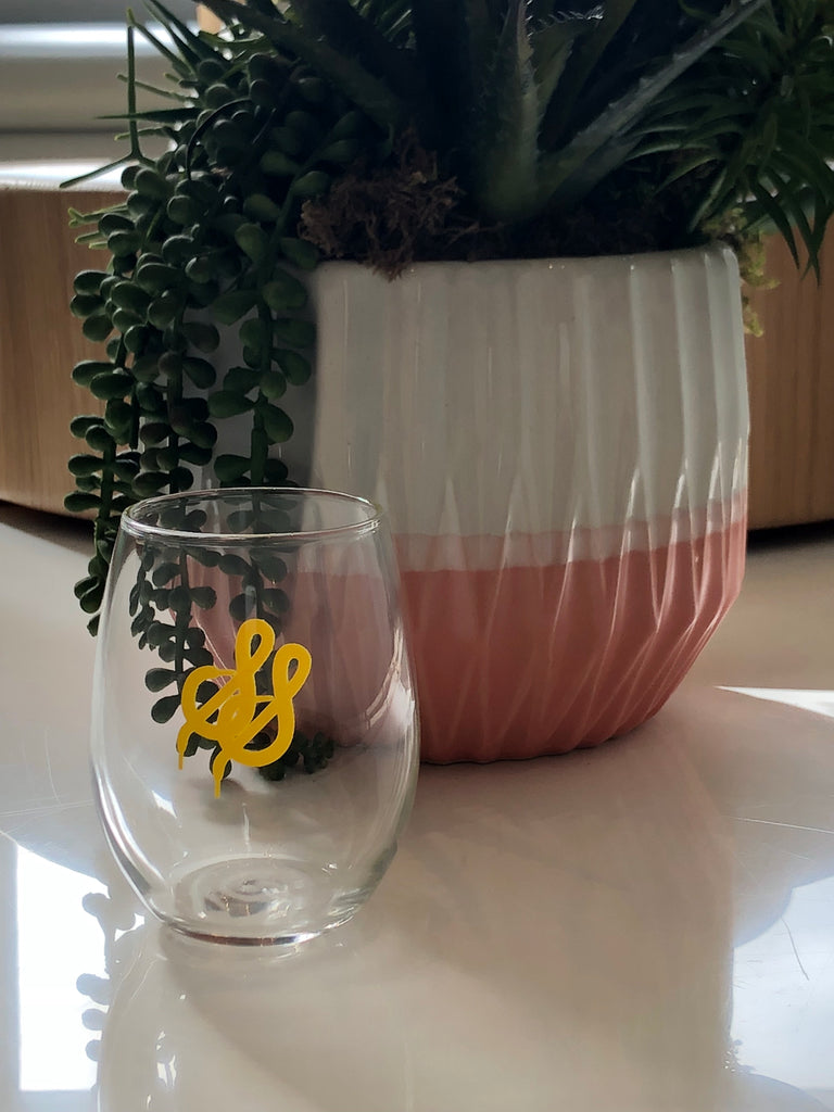 SS Stemless Wine Glass
