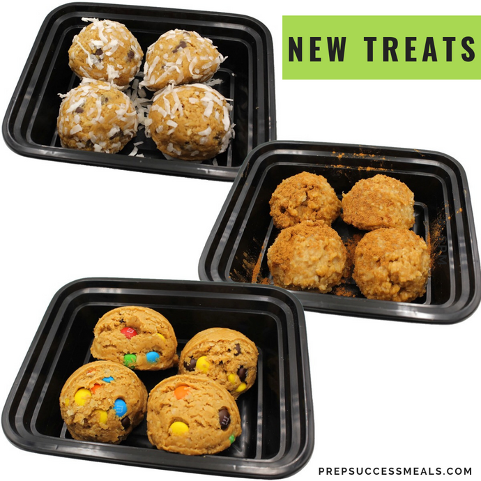 NEW Healthy Treats For Spring !