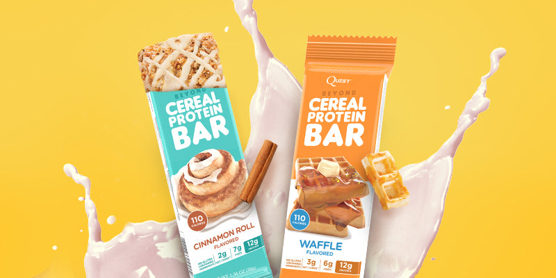 Beyond Cereal Bars