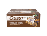 Quest Protein Bars - Chocolate Lovers Variety Pack - 12 Pack