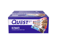 Protein Bars Ultimate Variety Pack
