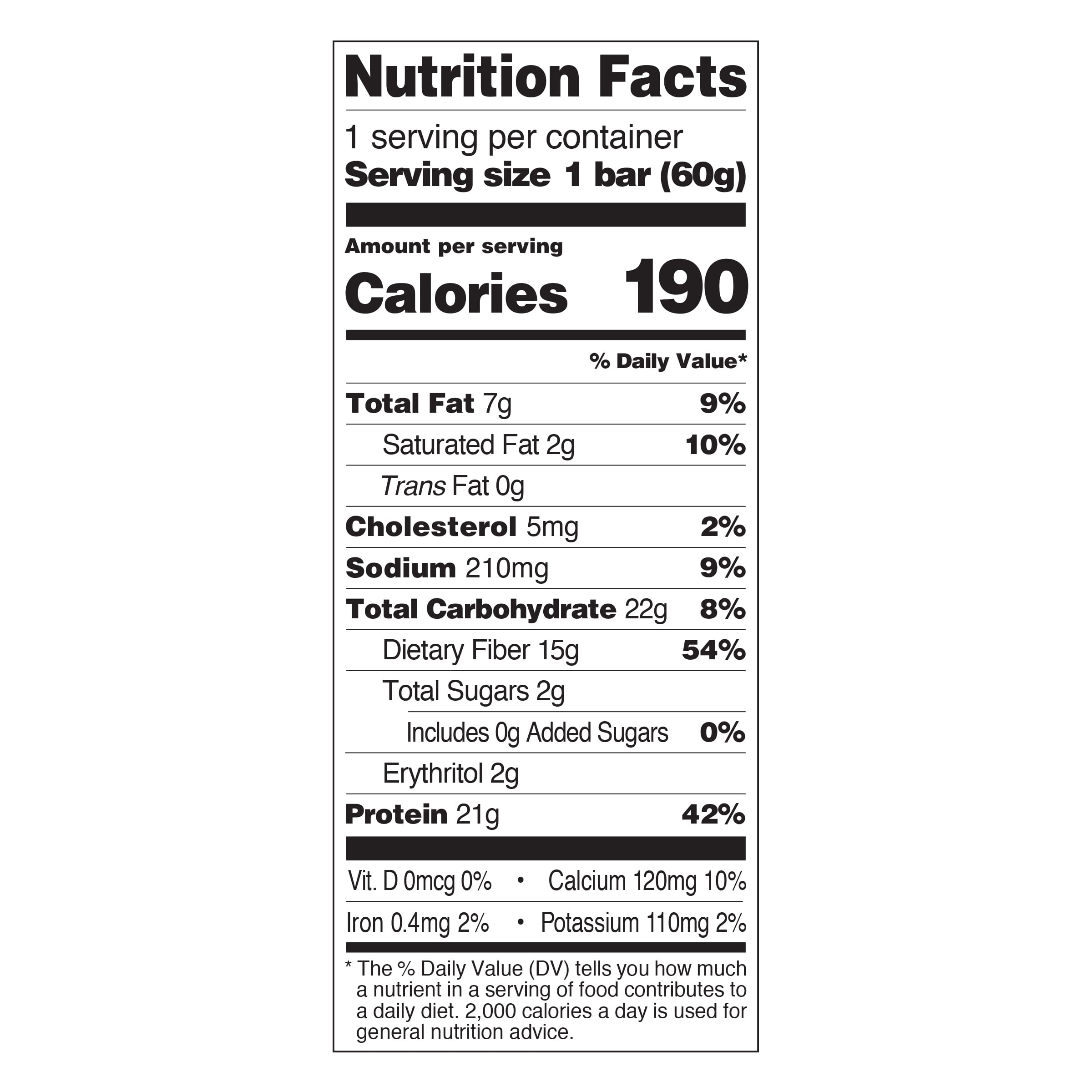 Blueberry Muffin Nutrition