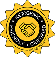 Ketogenic Certified Badge